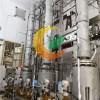 威耐斯丨天津可拆卸导热管保温衣效果