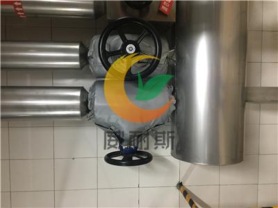 河南郑州焦作商丘可拆卸硫化机阀门保温衣拆卸方便